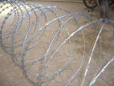 螺旋刀片刺绳