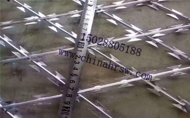 刀片刺网尺寸