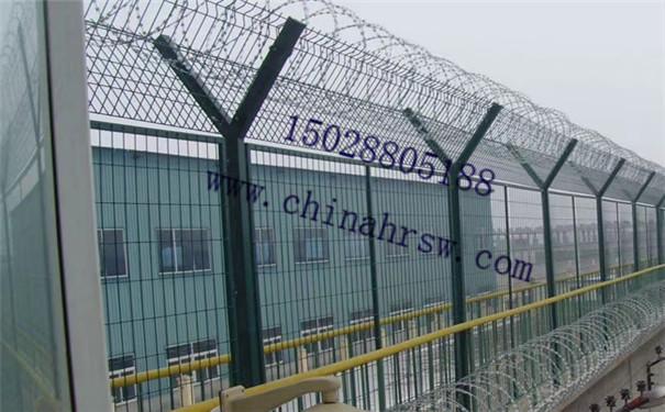 监狱刺绳防护网