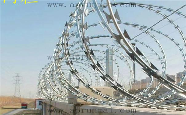 刺丝滚笼防护网