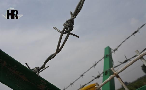镀锌刺绳后期如何保养
