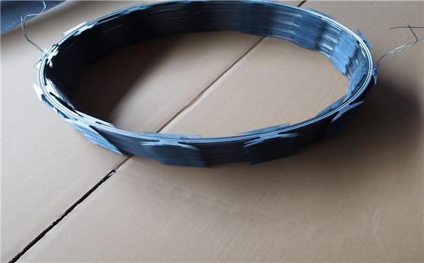 刀片刺绳的安装方式以及特点